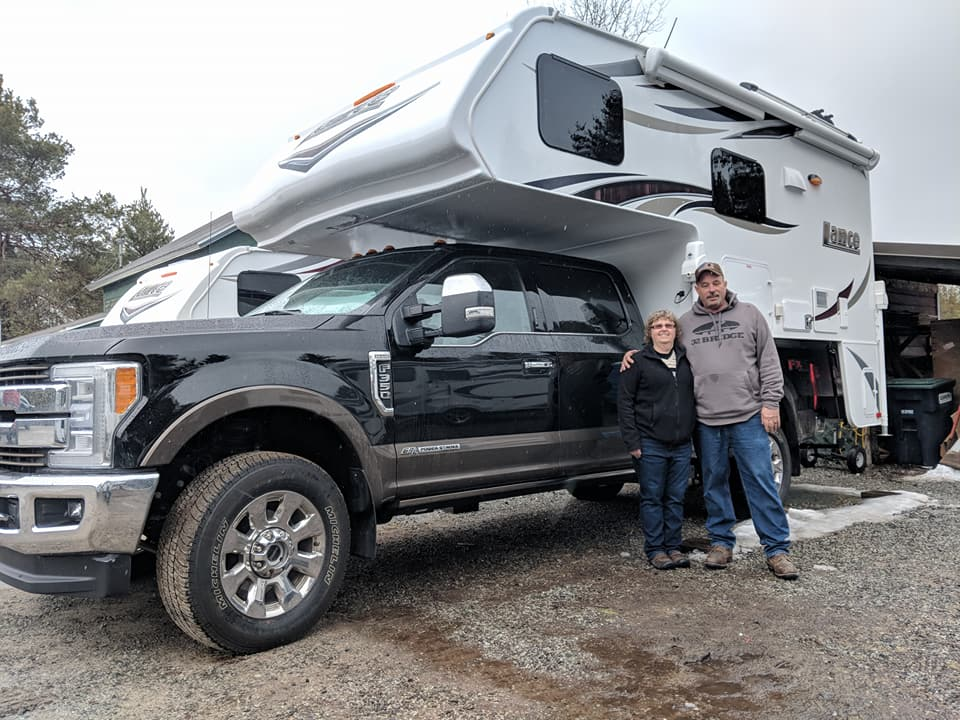 Lance Truck Campers